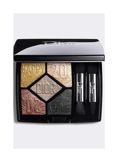 Dior Dior 5 Couleurs Happy 2020 017 Celebrate Far Paleti Renksiz